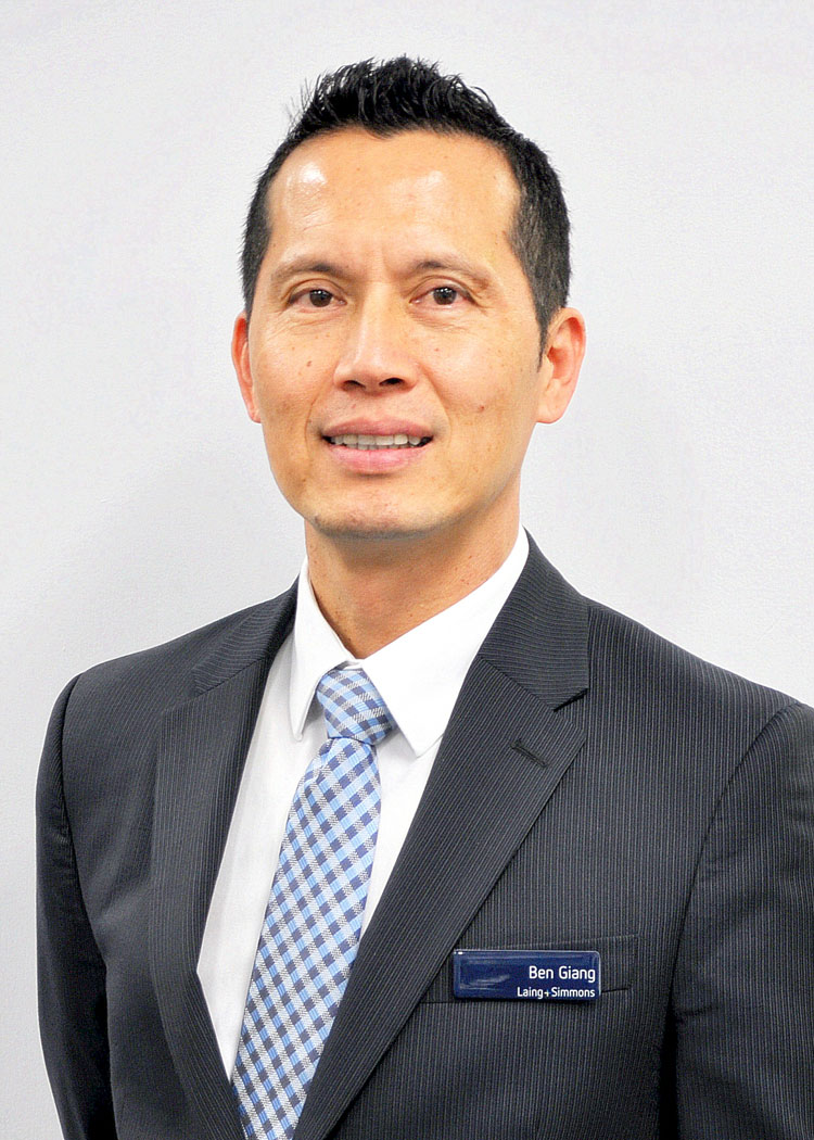 Ben Giang - Principal